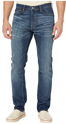 Lucky Brand 410 Athletic Fit Jeans in Cottontail (Cottontail) Men's Jeans