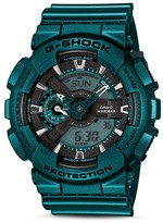G-Shock Metallic Analog-Digital Watch, 51.2mm