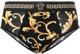Versace baroque print briefs