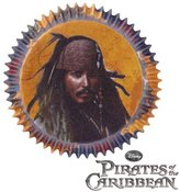 Wilton Pirates of the Caribbean 'On Stranger Tides' Paper Cupcake Cups (50ct)
