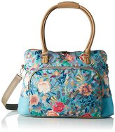 Oilily Women's Overnighter Shoulder Bag