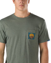 Vans Beamed Pocket T-Shirt