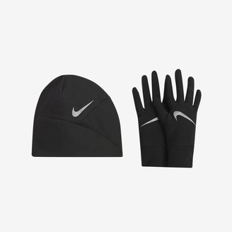 Nike Women's Running Hat and Glove Set Essential