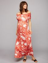 A Pea in the Pod Rachel Pally Off The Shoulder Maternity Dress