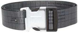 A-Cold-Wall* Grid Webbing belt