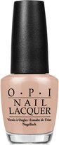OPI Nail Lacquer, Pale to the Chief