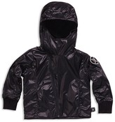 Nununu Boys' Hooded Nylon Jacket - Sizes 2-9