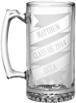 Personal Creations Personalized Graduation Celebration Banner Beer Mug