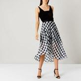 Coast Riki Gingham Skirt