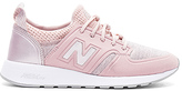 New Balance 420 Sneaker in Rose