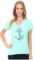 Life is Good Find Your Anchor CrusherTM Vee