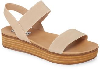 Steve Madden Agile Platform Sandal
