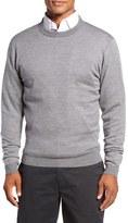Bobby Jones Bird's Eye Merino Wool Sweater