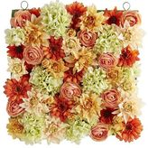Pier 1 Imports Vibrant Blooms Faux Flowers Wall Decor