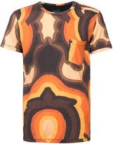 OSKLEN psychedelic print T-shirt
