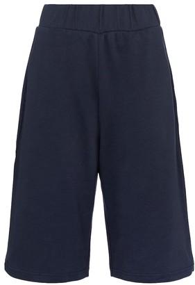 Max Mara Leisure Genero cotton-blend shorts