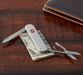 Pottery Barn Victorinox Swiss Army Knife Money Clip