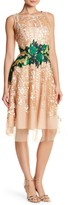 Eva Franco Holly Embroidered Dress