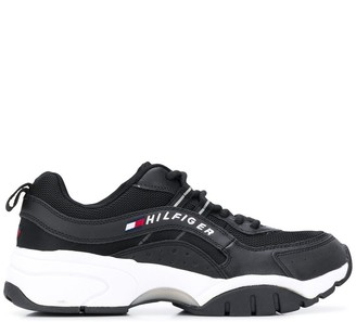 Tommy Hilfiger Logo Chunky Sneakers