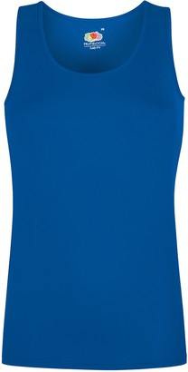 Fruit of the Loom Ladyfit Performance Vest - 9 Colours / XS-2 - Azure Blue - 2XL