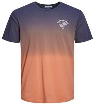 Jack and Jones Deeper Dipped Tie Dye T-Shirt