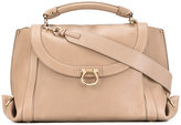 Salvatore Ferragamo large Sofia tote - women - Calf Leather - One Size