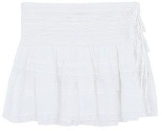 LoveShackFancy Mini skirt
