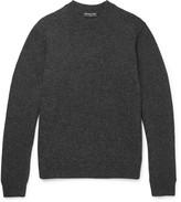 Balenciaga - Mélange Wool Sweater