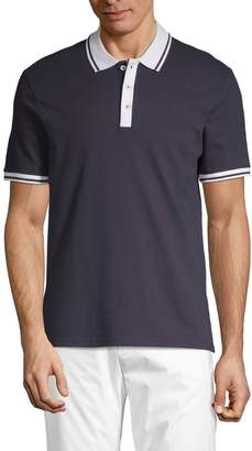 Saks Fifth Avenue Nhp Cotton Polo Shirt
