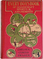 One Kings Lane Vintage Every Boy's Book of Amusements