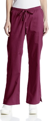 Cherokee Women's Workwear Scrubs Core Stretch Jr. Fit Drawstring Pant