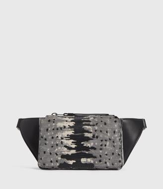 AllSaints Shilo Leather Fanny Pack