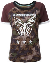 Valentino print camouflage T-shirt