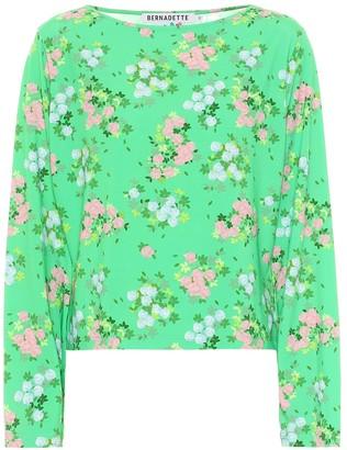 BERNADETTE Monica floral top