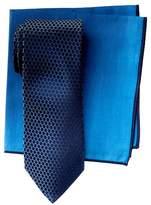 Ted Baker Links Silk Tie & Pocket Square Set