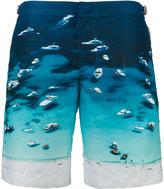 Orlebar Brown Daneii Photographic swim shorts