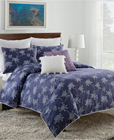 Cupcakes And Cashmere Sketch Floral King Duvet Cover