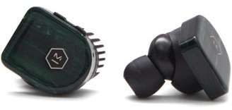 Master & Dynamic Mw07 Go Wireless Earphones And Case - Green