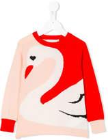 Stella McCartney color block sweater