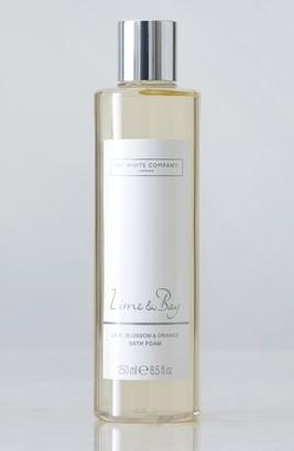 The White Company Lime & Bay Body Foam