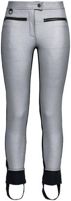 Erin Snow Two-tone Stirrup Ski Pants