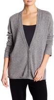 Inhabit V-Neck Long Sleeve Cashmere Sweater