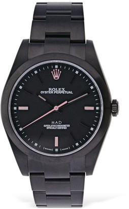 MAD Paris 39mm Rolex Oyster Perpetual Watch