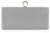 Jessica McClintock Bailey Mesh Ring Clutch