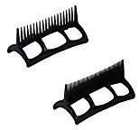 Belson Gold N Hot 2pc Offset comb Attachment for GH3202 & GH2275