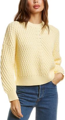 Vince Dropped-Shoulder Sweater
