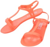 Crazy 8 Neon Jelly Sandals