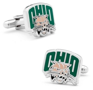 Cufflinks Inc. Ohio University Bobcats Cufflinks