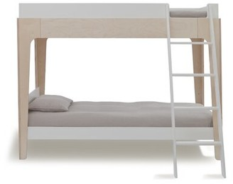 Oeuf Perch Twin over Twin Bunk Bed Color: Birch