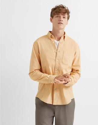 Club Monaco Texture Shirt